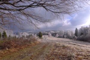 polish-mountains-beskidy-november