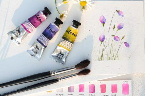 jak-zacząć-malować-akwarelami